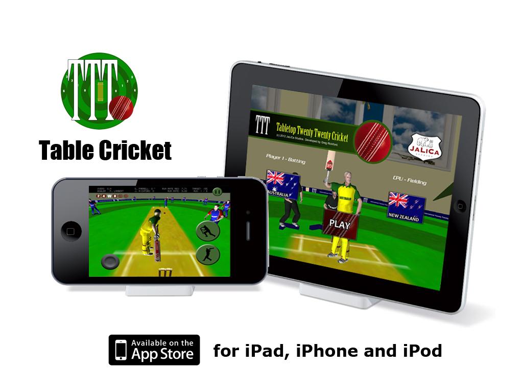 Getjar Free Cricket Game