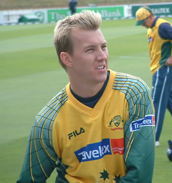 A look back at Brett Lee