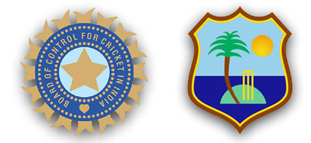 India v West Indies - Series Rankings