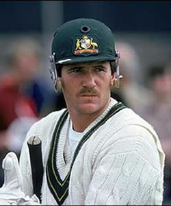 Our Cricketing Heroes - Allan Border