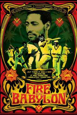 Fire In Babylon :  Review
