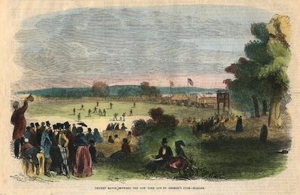 Uptown: A brief history of cricket in Harlem