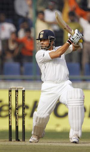 Sachin Tendulkar : Favorite Five